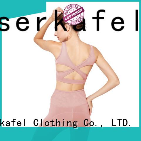 ESERKAFEL 100% quality racerback bra factory for female