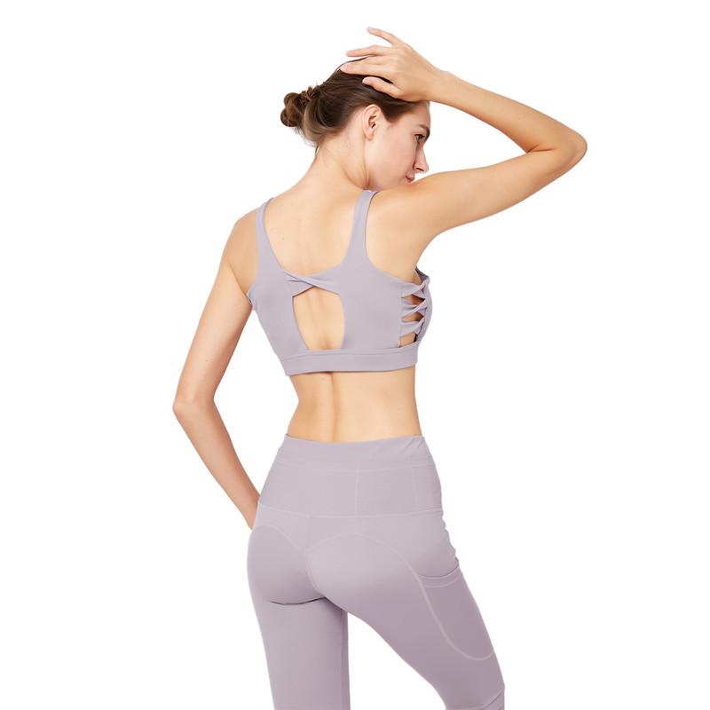ESERKAFEL best-selling crop sports bras supplier