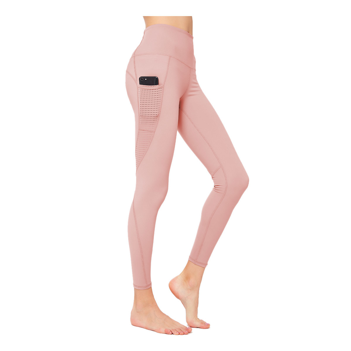 Cool Dressy Leggings With Pockets Anti-pilling Y6068