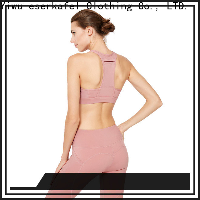 100% quality best supportive sports bra supplier for female