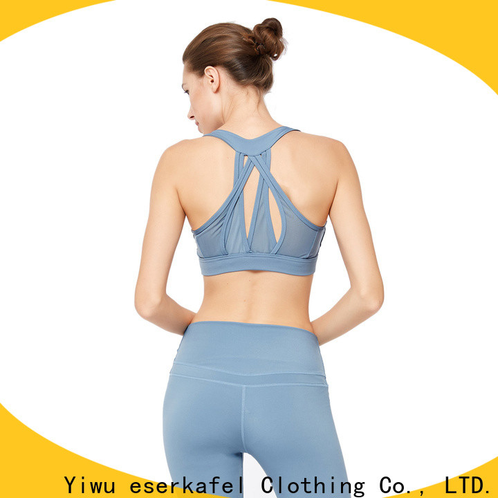 best-selling molded cup sports bra factory for sport