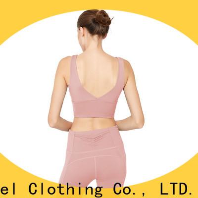 custom adjustable sports bra wholesale