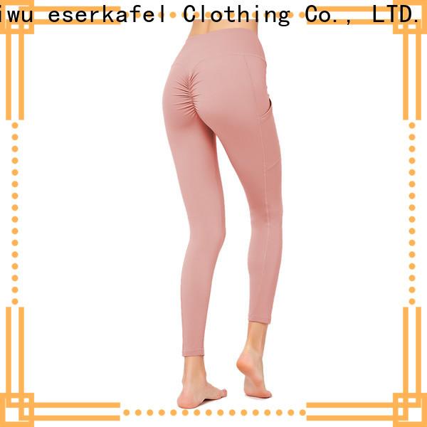 ESERKAFEL 100% quality sublimation print leggings supplier for sport