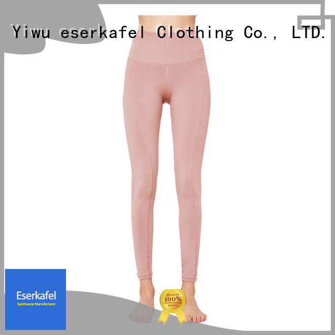 ESERKAFEL highly recommend color leggings factory for female