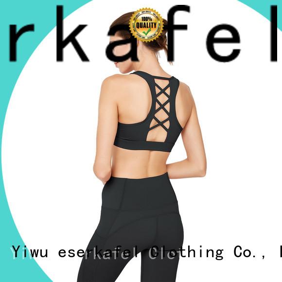 best-selling cross back sports bra manufacturer for women