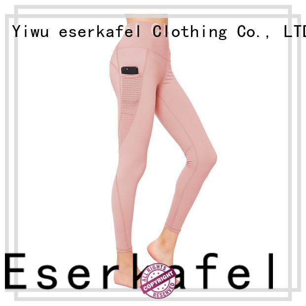 ESERKAFEL 100% quality color leggings factory