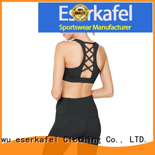 100% quality adjustable sports bra wholesale