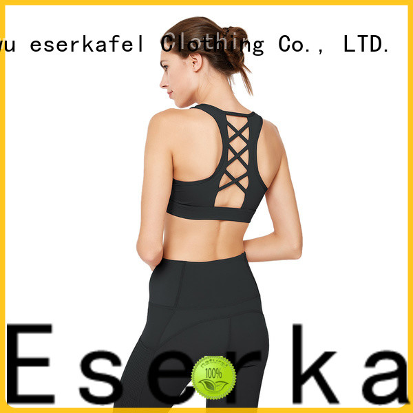 100% quality molded cup sports bra supplier