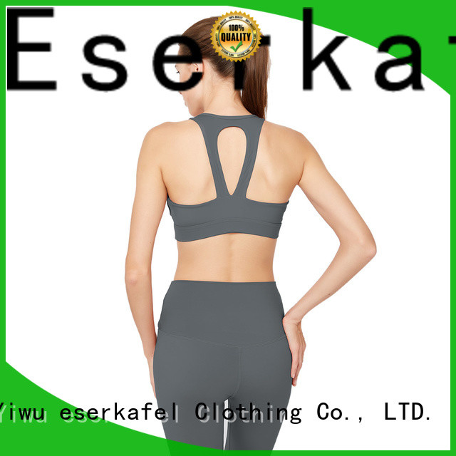best-selling compression sports bra factory for female
