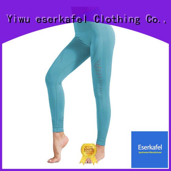 ESERKAFEL seamless leggings wholesale for women