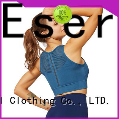modern no bounce sports bra manufacturer for sport