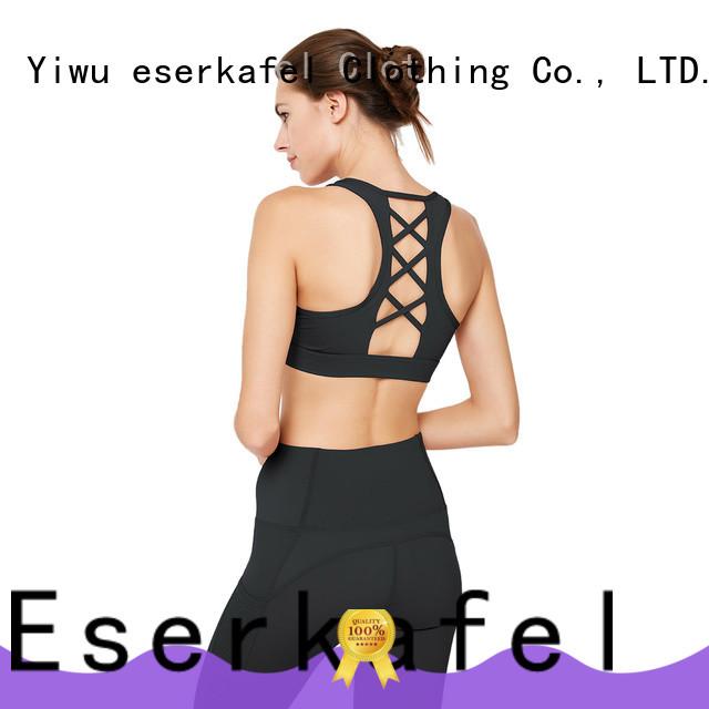 ESERKAFEL patchwork bra factory for women