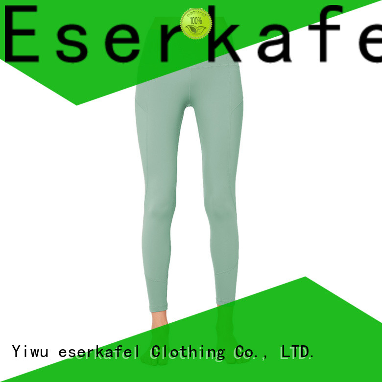 ESERKAFEL highly recommend color leggings wholesale for female