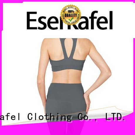 custom crop sports bras wholesale for women