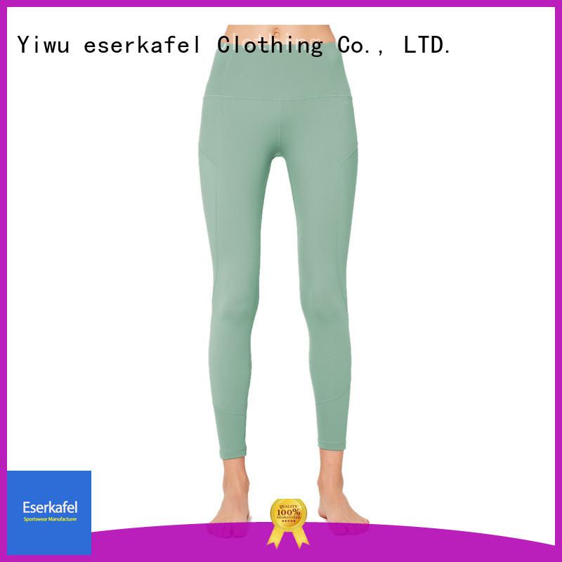 ESERKAFEL patchwork leggings factory for female
