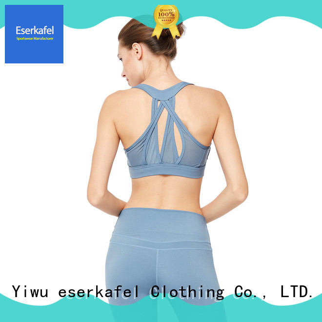 ESERKAFEL patchwork bra wholesale for women
