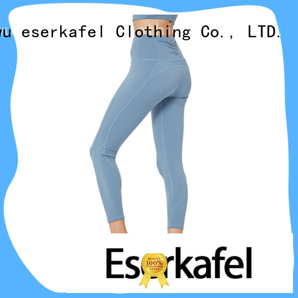 ESERKAFEL highly recommend patchwork leggings factory for women