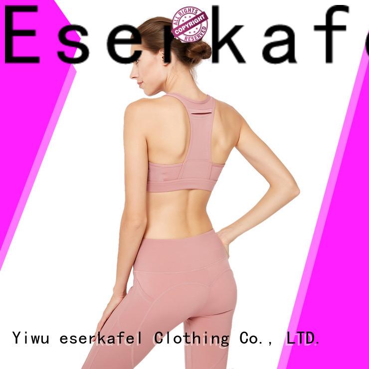 custom racerback bra wholesale for women
