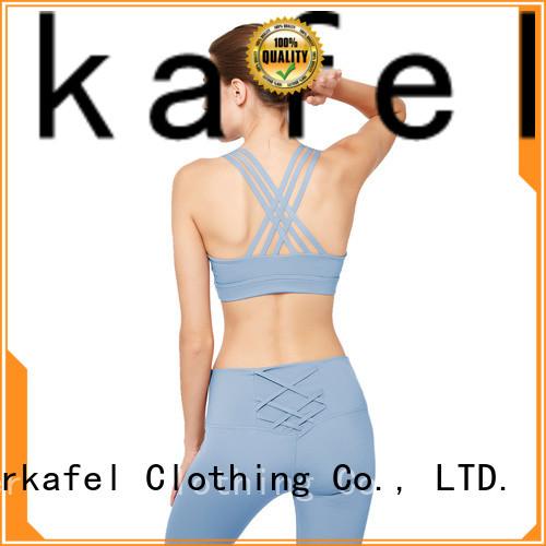 ESERKAFEL racerback sports bra wholesale for female