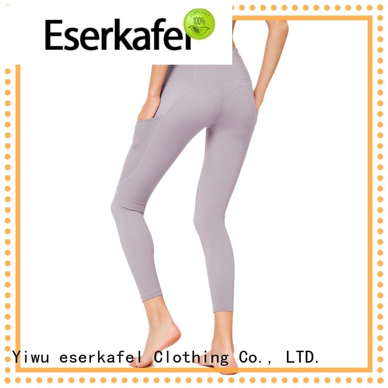 ESERKAFEL digital print leggings factory for female