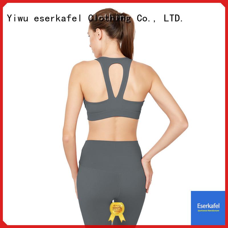 ESERKAFEL patchwork bra trader for women