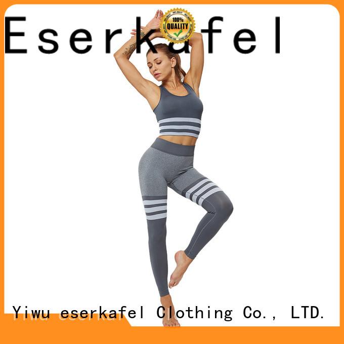 ESERKAFEL women's activewear supplier for female