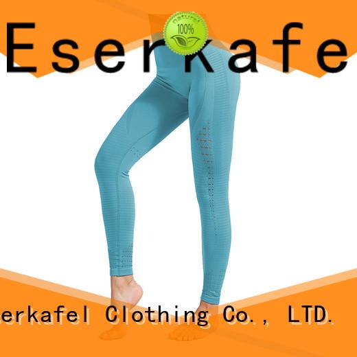 ESERKAFEL best-selling black seamless leggings manufacturer for sport