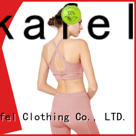 ESERKAFEL custom high support sports bra factory for sport
