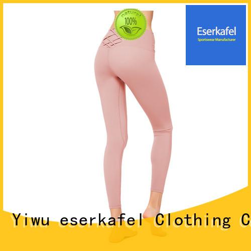 ESERKAFEL 100% quality patchwork leggings wholesale