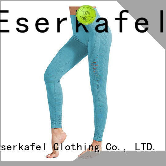 ESERKAFEL custom seamless tights wholesale for women