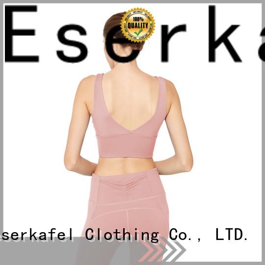 ESERKAFEL racerback bra manufacturer for women