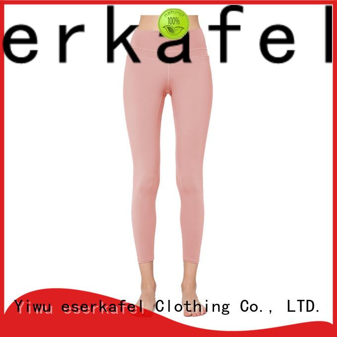 ESERKAFEL patchwork leggings supplier for female