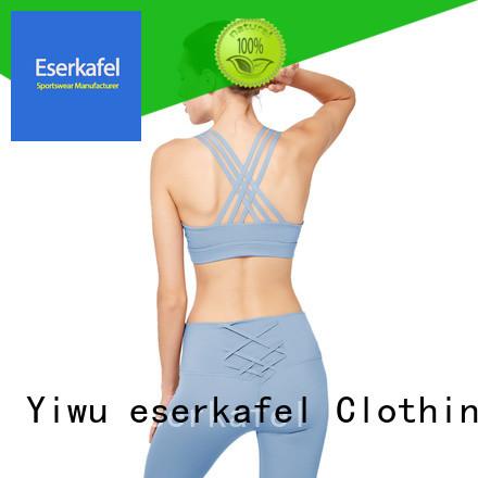 custom best supportive sports bra manufacturer for women