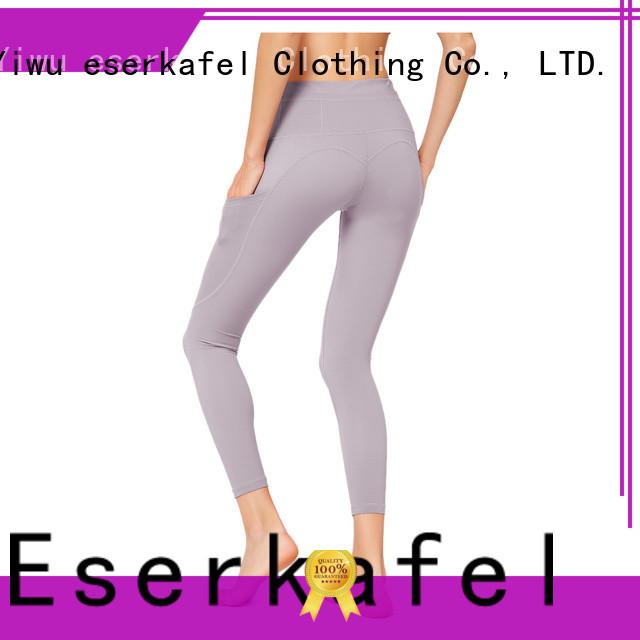 ESERKAFEL high quality leggings manufacturer for sport