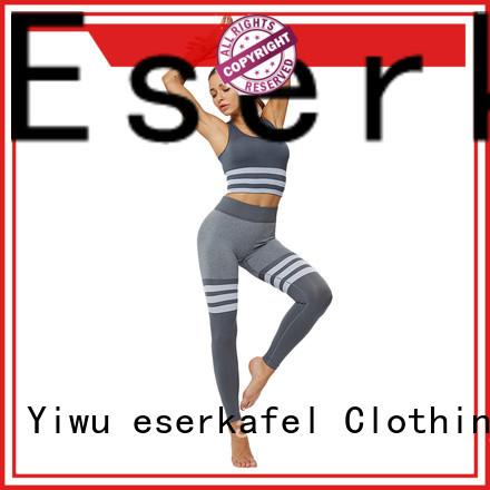 ESERKAFEL womens gym wear supplier