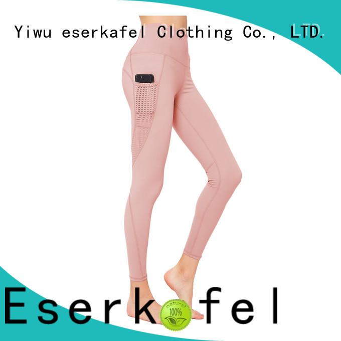 ESERKAFEL color leggings manufacturer for sport