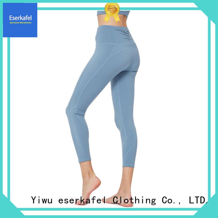 ESERKAFEL custom sublimation print leggings supplier for women