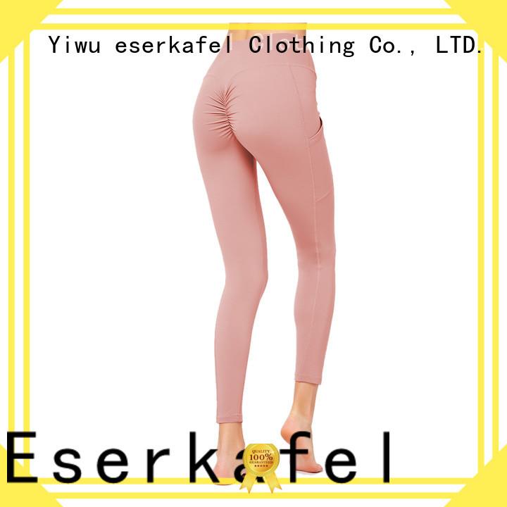 ESERKAFEL 100% quality sublimation print leggings factory for sport