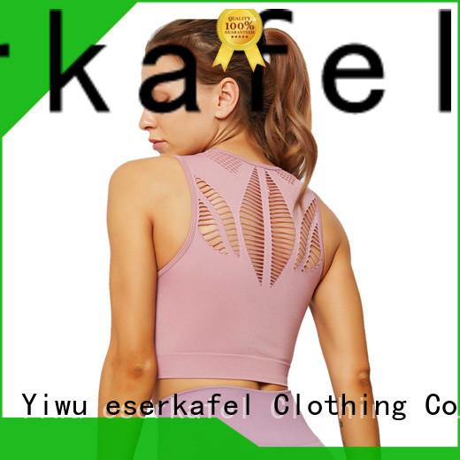 ESERKAFEL most popular sports seamless bra trader for sport