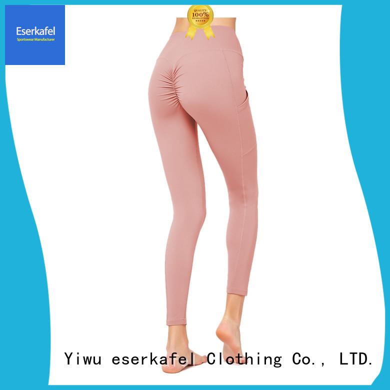 ESERKAFEL digital print leggings manufacturer for women