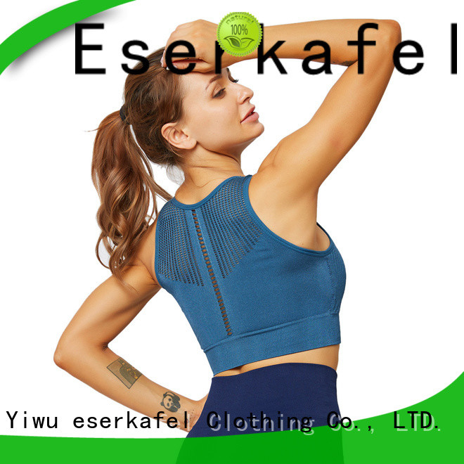 100% quality seamless sports bra manufacturer for sport