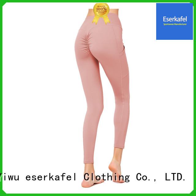 ESERKAFEL 100% quality digital print leggings factory for sport