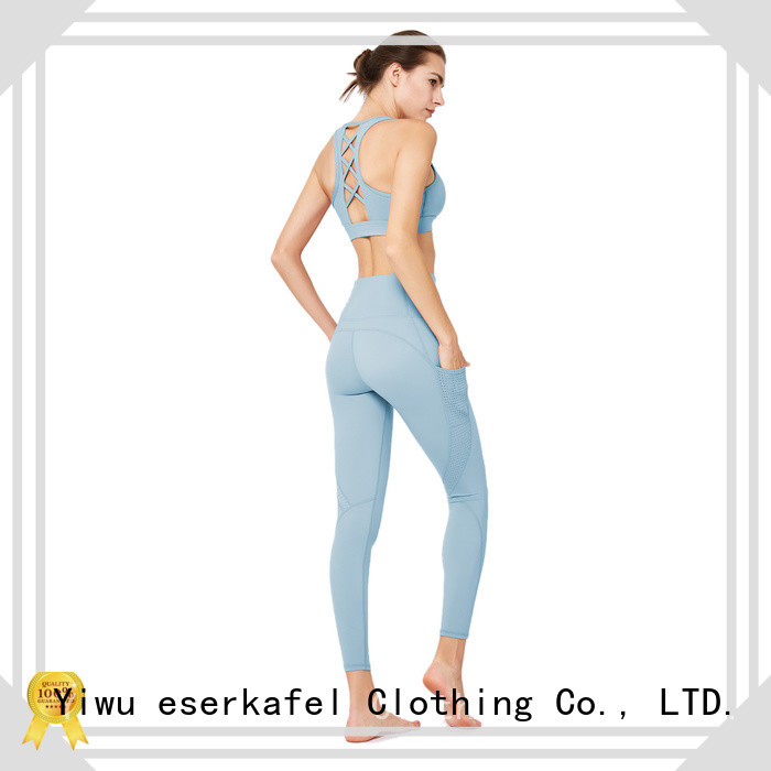 ESERKAFEL 100% quality activewear supplier for female