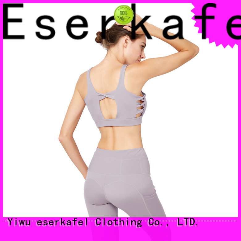 100% quality supportive sports bras supplier