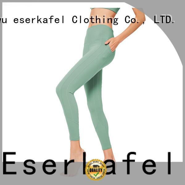 ESERKAFEL custom digital print leggings manufacturer