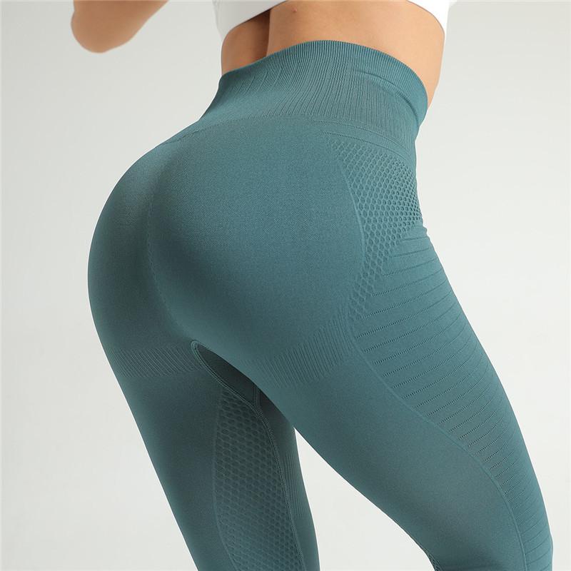 Wholesale Seamless Leggings Fitness Yoga Sports Pants NS-6096