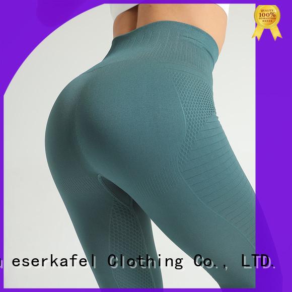 100% quality high waist seamless leggings trader for female