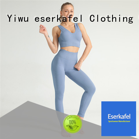 100% quality seamless sets manufacturer for women