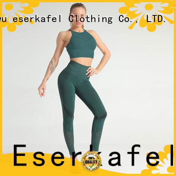 ESERKAFEL modern womens gym wear factory for female