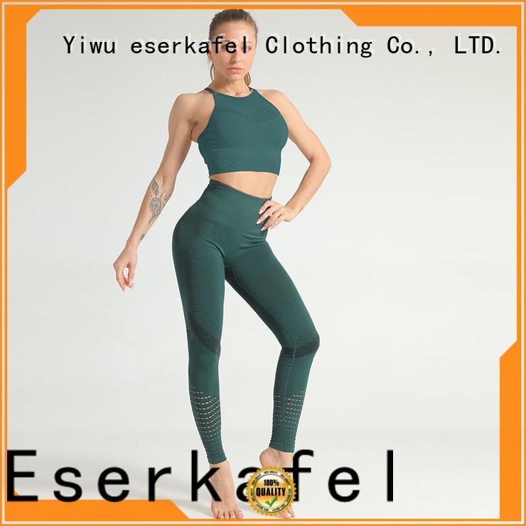 ESERKAFEL modern seamless sets supplier for female